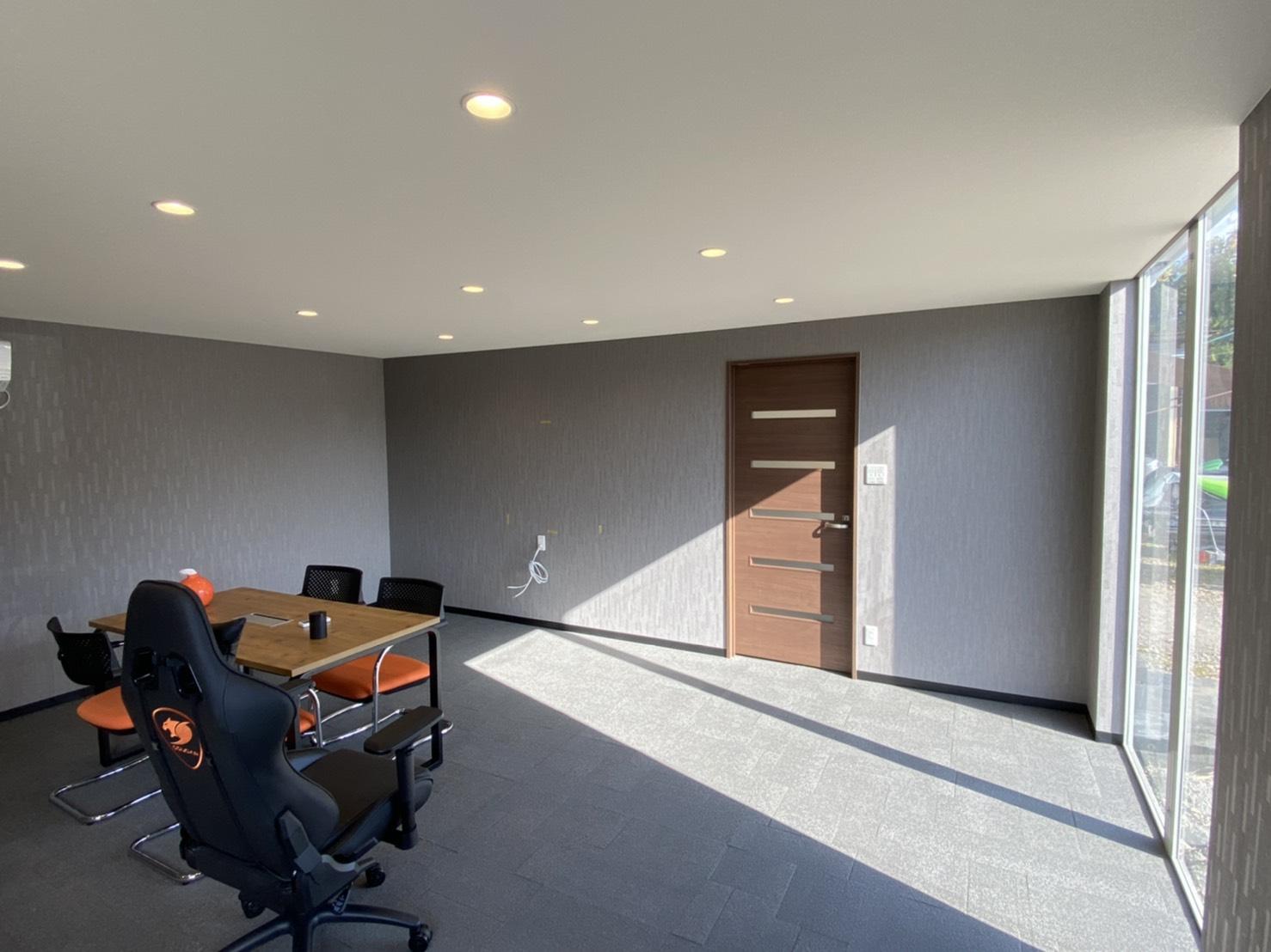 大分市内 T様 事務所内装工事画像