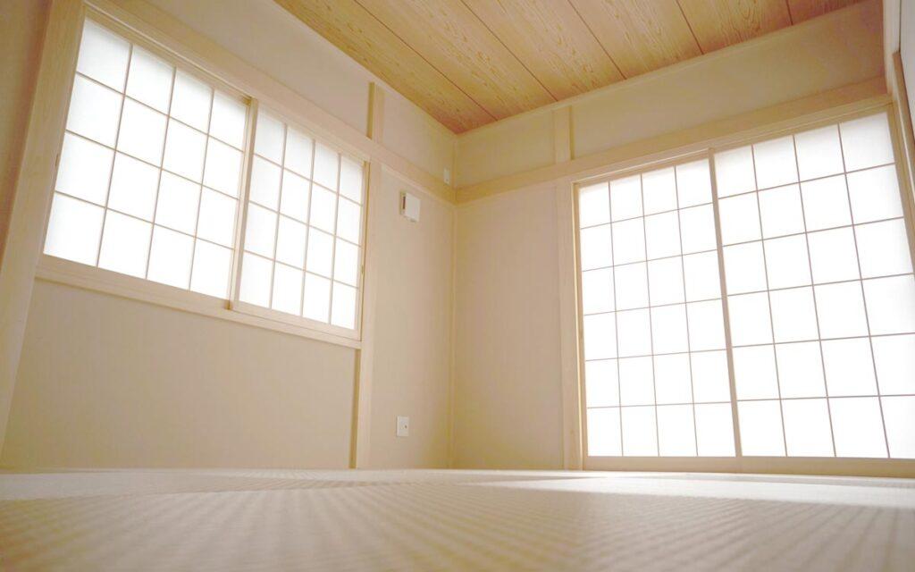「和室から洋室へのリフォームは意外に安いし早く済む」